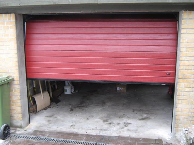 garage port